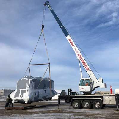 40 tonne truck